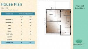 Plan 150 - Third Floor