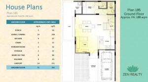 Plan 185 - Ground Floor