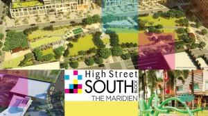 condo for sale bgc two maridien bonifacio global city high street south block alveo land ayala land 1BR one bedroom investment