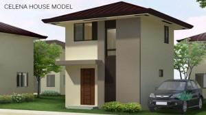 Celena House Model