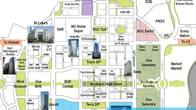 Verve Residences Bonifacio High Street South Zen Realty Online