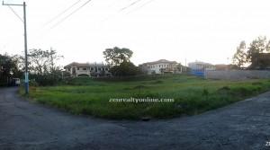 Katarungan Village corner lot