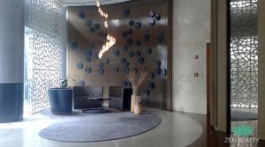 One Central Makati Studio Condo unit for rent