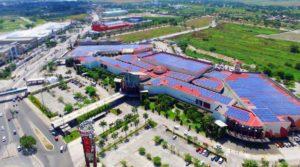 World's biggest mall solar power plant rises in Pampanga