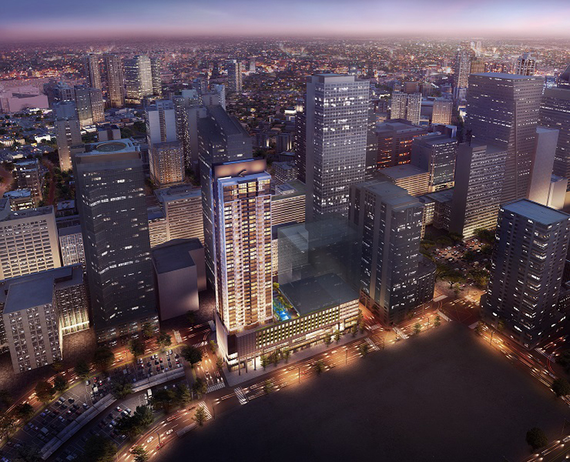 Multi-use hub. The Gentry's central location is just what the doctor ordered for Makati CBD's socially-inclined and corporate-driven denizens.