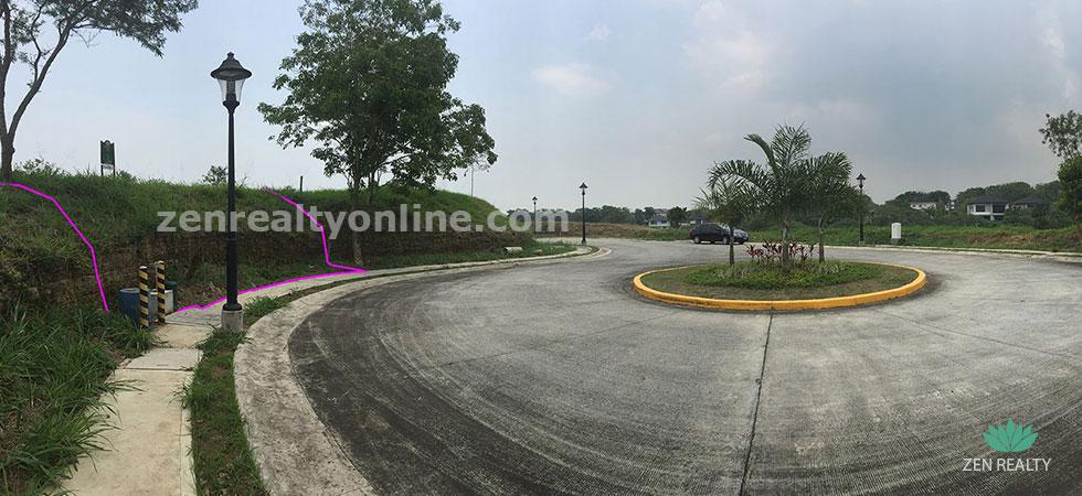 Ayala Westgrove Heights Elevated Cul de Sac 514 sqm lot