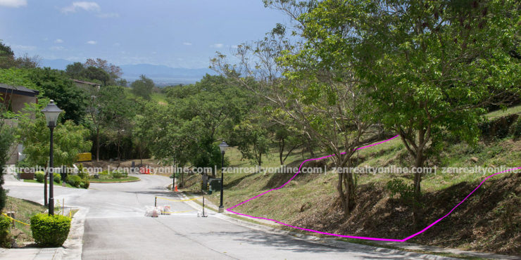 Ayala Westgrove Heights Elevated 425 sqm View lot